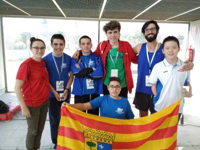 imagen de Campeonato de España AXA para Promesas Paralímpicas. Valdemoro 2019.