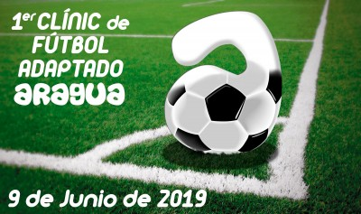 imagen de I CLINIC DE FUTBOL ADAPTADO ARAGUA