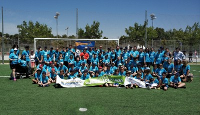 imagen de I Clínic Fútbol Adaptado Aragua