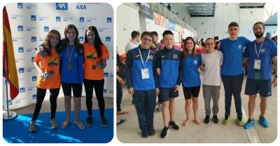 imagen de Campeonato de España AXA de Jóvenes Promesas Paralímpicas 2020