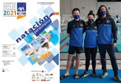 imagen de Campeonato de España AXA de Jóvenes Promesas Paralímpicas 2021