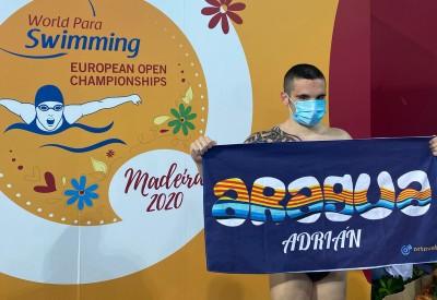 imagen de Campeonato de Europa de Natación Paralímpica. 16-22 de Mayo de 2021, Funchal, Madeira (Portugal)