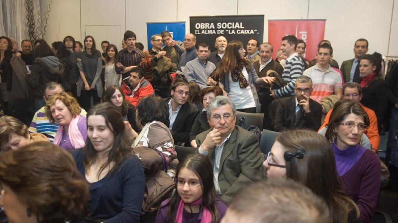 Presentación oficial de ARAGUA. Zaragoza, 9 de febrero de 2011. . ASOCIACIÓN DEPORTIVA ARAGUA - Zaragoza